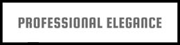 PROFESSIONAL ELEGANCE Logo
